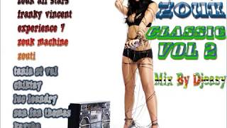 Zouk Classic Old School Retro Part 2  Mix By Djeasy