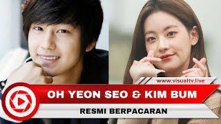 Bintang Korea Oh Yeon Seo dan Kim Bum Resmi Berpacaran