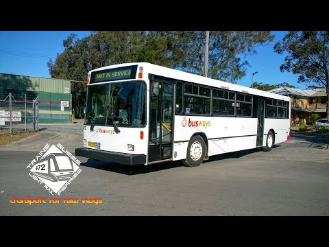 Transport for NSW Vlog No.766 Busways Kincumber Depot