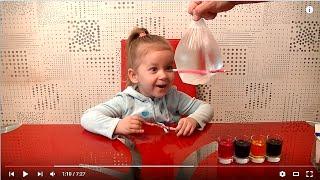 ❦ Эксперименты. Что будет если ...?Опыты с водой для детей в домашних условиях