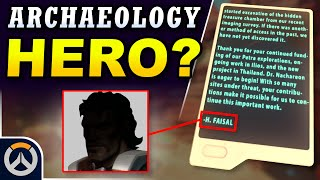 Who is DR. HAMID FAISAL?  Overwatch New Hero Theory & Analysis