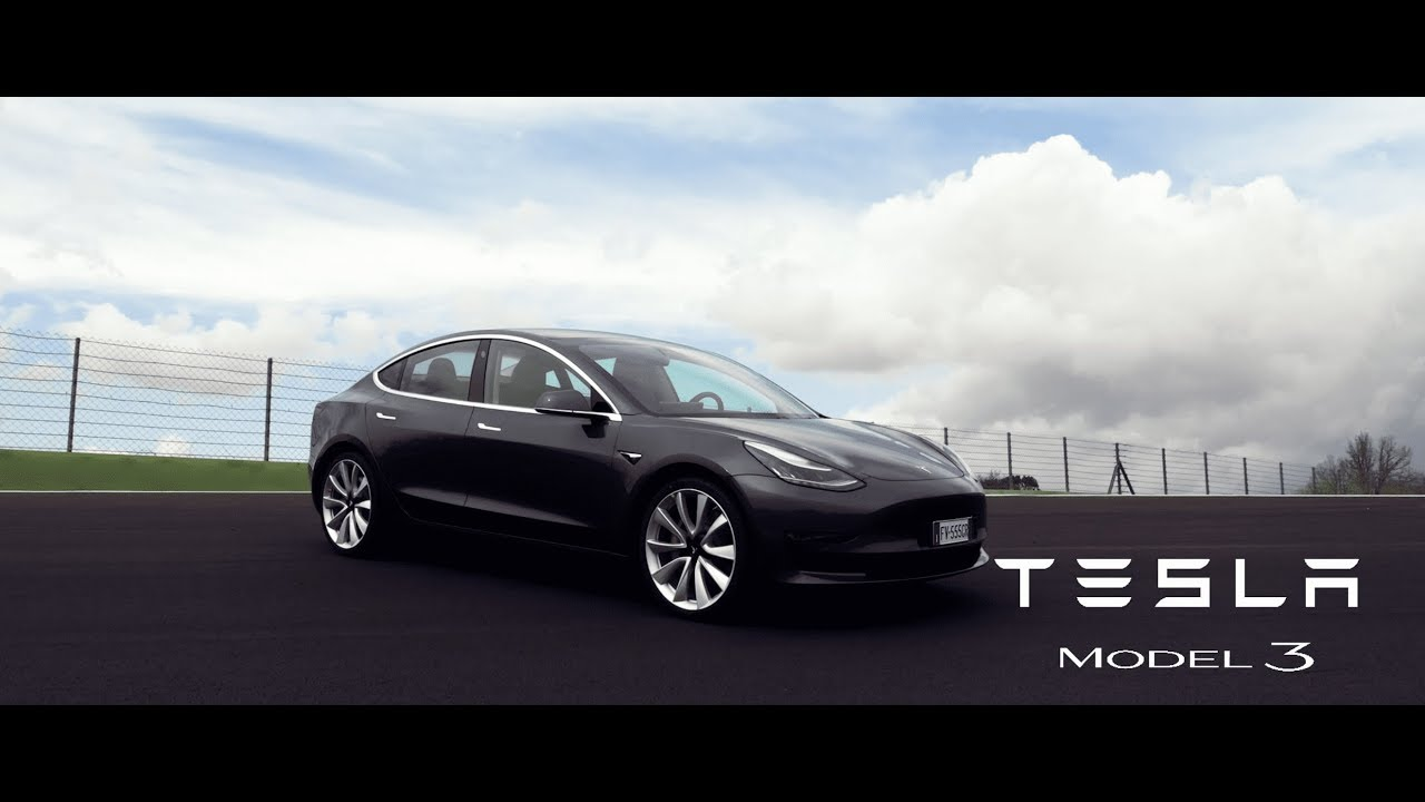 Tesla Model 3 Test Drive and Review - YouTube