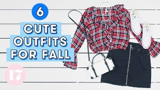 6 Cutest Outfits For Fall | Style Lab