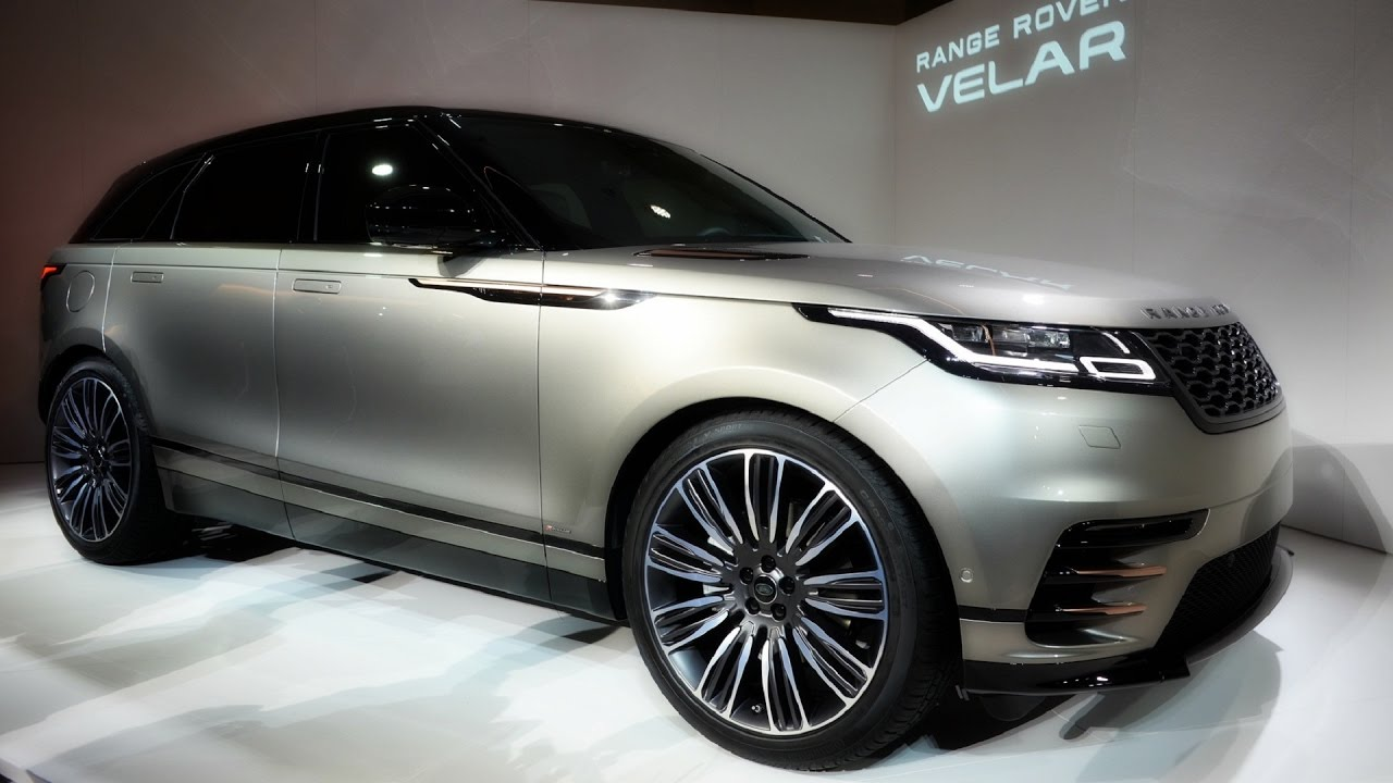 2018 range rover velar first edition youtube. Black Bedroom Furniture Sets. Home Design Ideas