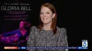 "Julianne Moore on How New Movie ""Gloria Bell"" Will Bring You Pleasure"