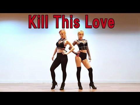 BLACKPINK - Kill This Love 블랙핑크 Dance Cover Waveya