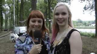 Vestrock 2013 Hulst Zeeland O.a. Carice Van Houten,daily Bread Herman Brusselmans