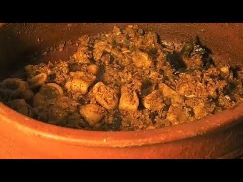 💯കണവ തോരൻ- How to Make Kanava/Squid/Koonthal/Calamari Dry Roast with coconut (Thoran) || Recipe#3O