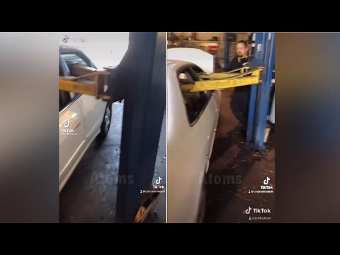 Bad Day at Work 2021 part 32 – Best Funny Work Fails 2021