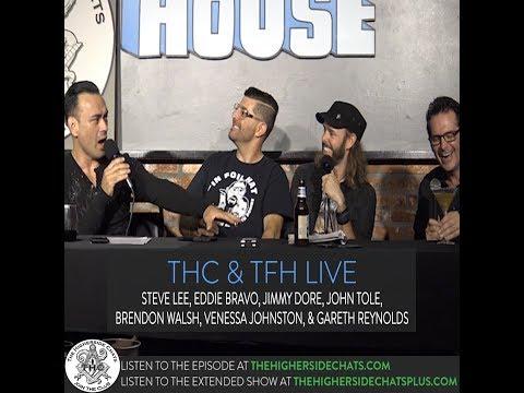 THC & TFH Live: Conspiracy & Comedy w/ Steve Lee, Jimmy Dore, Eddie Bravo & more