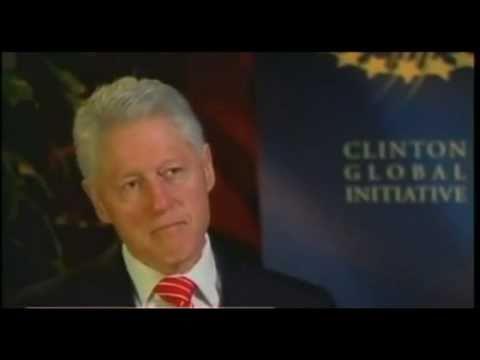 Bill Clinton ernährt sich jetzt (fast) vegan!