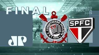 Corinthians 2 x 1 São Paulo - 21/04/19 - Final do Paulistão