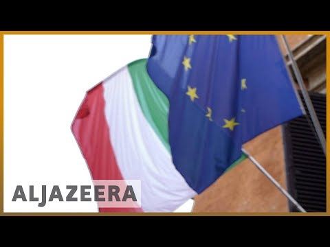 🇮🇹🇪🇺Italy on collision course with European Union over budget crisis | Al Jazeera English