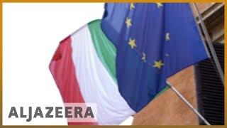 🇮🇹🇪🇺Italy on collision course with European Union over budget crisis   Al Jazeera English