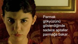 Amelie Filmi Replikleri  en güzel 15 replik