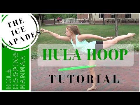 Walk the Dog to Leg Hooping | The Ice Capades Hula Hoop Trick Tutorial