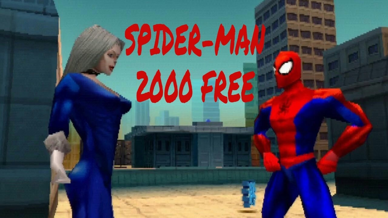 A Spider-Man game based on the 2012 movie