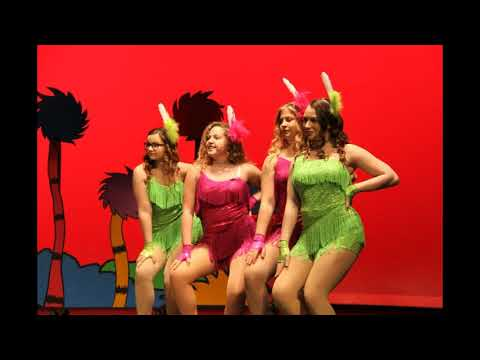 """""""Seussical the Musical"""" at Crawfordsville High School"""