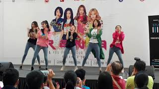 [Part 4] Start A Fire - RANIA Promo Tour Party in Malaysia 20180630 @ Gurney Paragon Mall