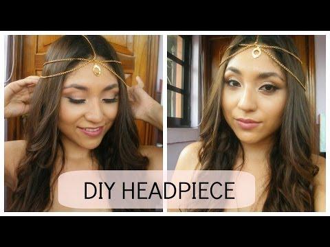 diy:-chain-head-piece-(easy)-|-its-halo