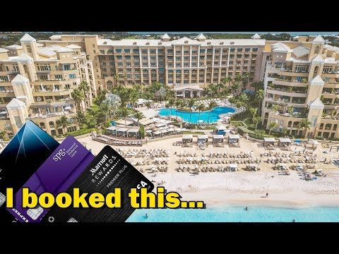 How I Booked a 5-Star Vacation With Credit Card Points (Ritz