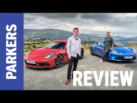 Alpine A110 vs Porsche 718 Cayman | Which is better?