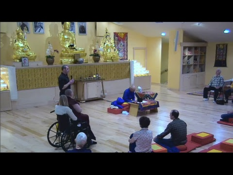 April 19, 2018 - 7:00 p.m. - Introduction to Meditation with Brendan Kennedy