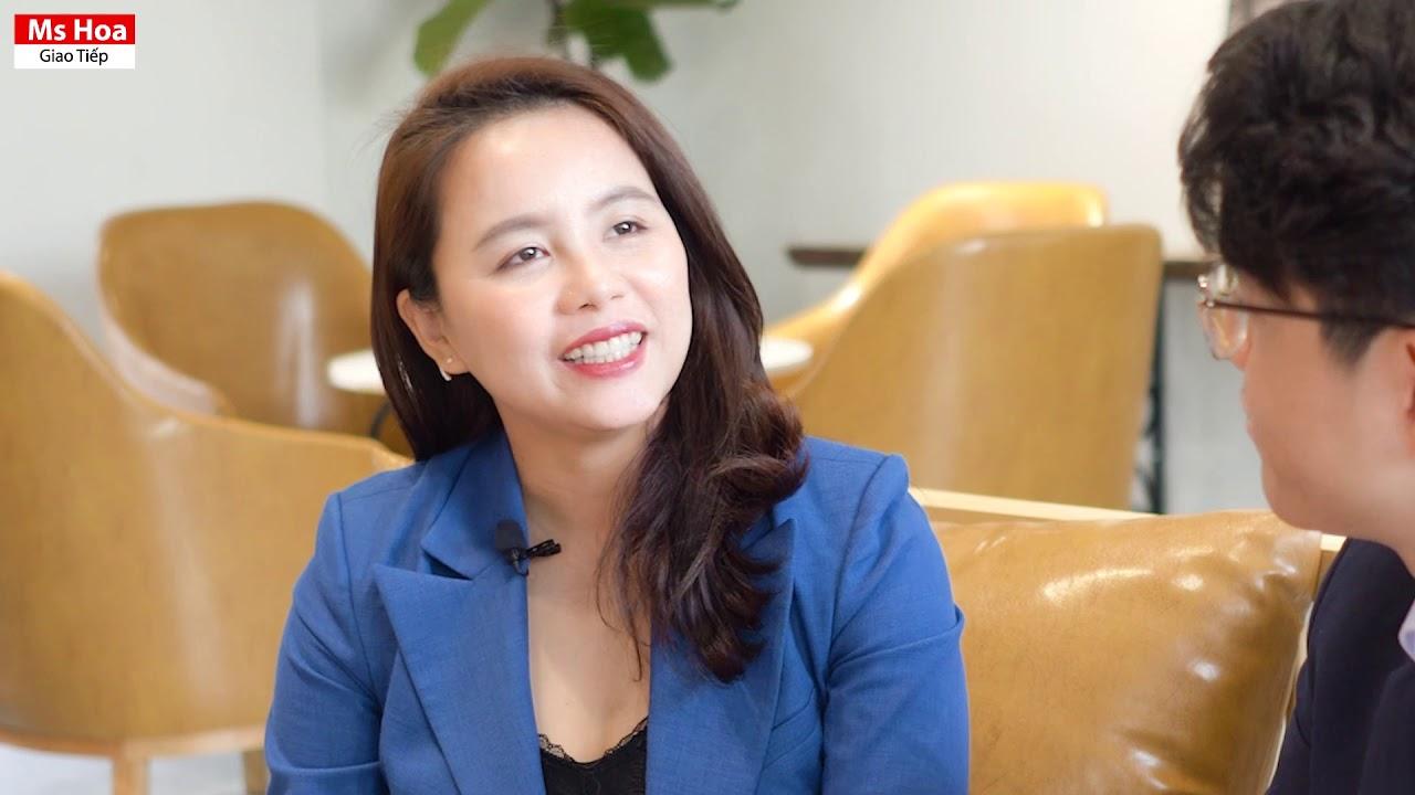 Học Tiếng Anh Giao Tiếp Tại Sao Cần Cam Kết Chứng Chỉ Đầu Ra? | Ms Hoa Giao Tiếp