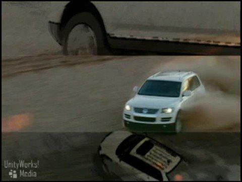 2008 VW Touareg Video for Baltimore Volkswagen Dealers