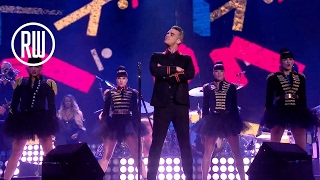 Robbie Williams | Party Like A Russian | BRITs Icon Award Show