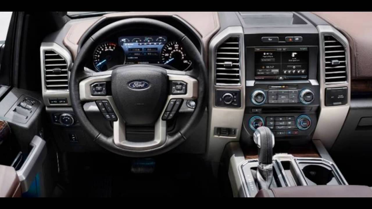 2017-2018 Ford Atlas ~ Specs, Cost, Release date - YouTube