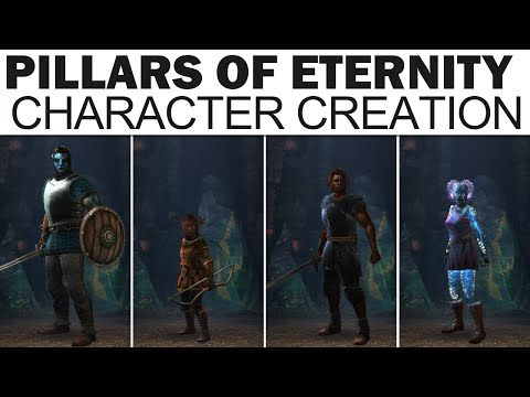 Pillars of Eternity 101 (Beta) : The Classes