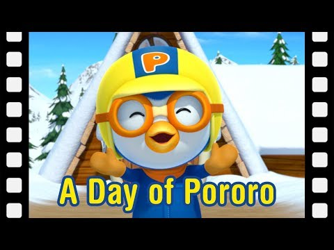 A day of Pororo | Learn about good habits for kids with Pororo | Daily life good manners