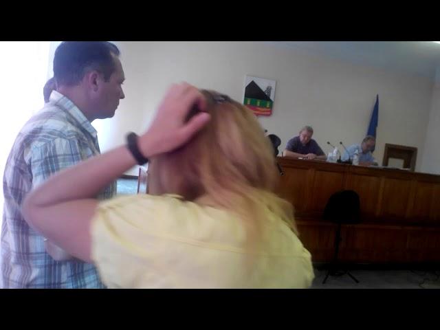 Сесія Селидівської міської ради від 23.05.2018