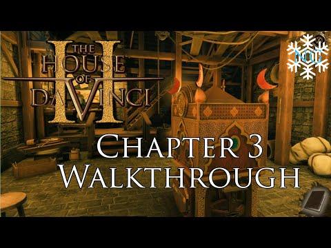 The House of Da Vinci 2: Chapter 3 Walkthrough & Puzzle Box Guide  