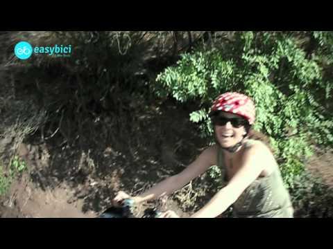 Easybici electric bike tour of Santiago, Chile