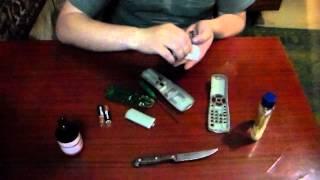 Ремонт пульта в домашних условиях(Если вы обнаружили, что ваш пульт не работает или работает плохо, не отчаивайтесь! Чаще всего подобная проб..., 2013-07-13T16:49:43.000Z)