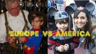 Differences Between Europe & The US