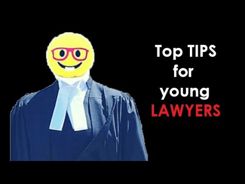 Top tips for young lawyers in litigation