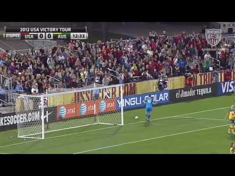 WNT Vs. Australia: Highlights - Sept. 19, 2012
