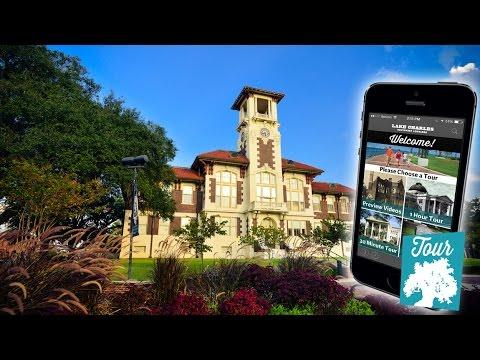 Lake Charles Historic Tour App