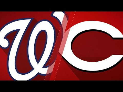 Scherzer leads Nationals to Opening Day win: 3/30/18