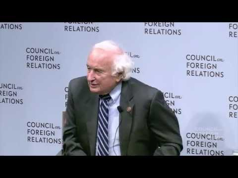 A Conversation With Representative Sander Levin