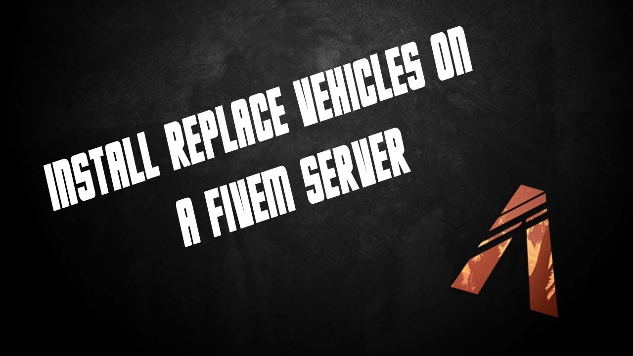 Repeat How To Install FiveM Replace Vehicles - Zap Hosting Tutorial
