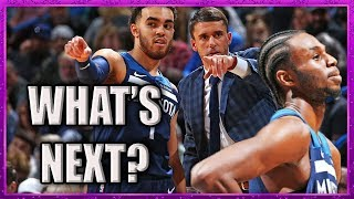 What's Next for the Post-Butler Timberwolves?