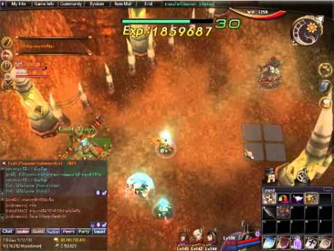 [Thai Atlantica] Revenge of the Spirits TBS Mission Dogon (A
