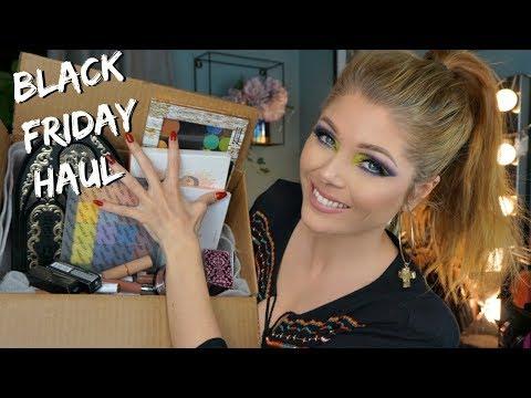 My (Embarrassingly Huge) Black Friday Haul