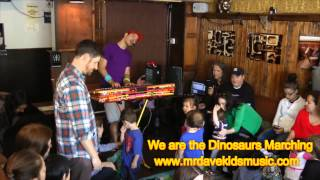 We are the Dinosaurs Marching