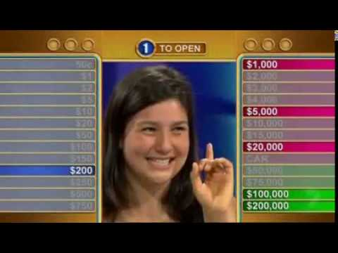 """Deal or No Deal (Australia) - """"Exceptionally Pleased"""""""