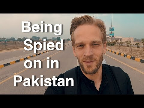 Pakistan's Intelligence Agency Was Watching Me!